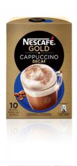 NESCAFÉ Cappuccino Decaf instant kava, 125 g
