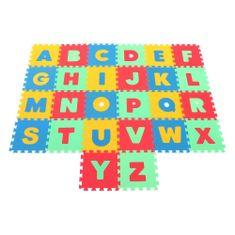 Toyformat Pěnový koberec MAXI Abeceda, hrubý