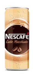 NESCAFÉ Latte Machiatto instant kava, v pločevinki, 250 ml