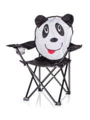 Happy Green Otroški zložljivi stol Panda