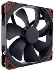 Noctua NF-A14 industrialPPC-24V-2000 Q100 IP67 PWM ventilator, 140 mm