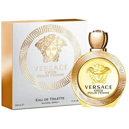 Versace Eros Pour Femme toaletna voda, 50 ml
