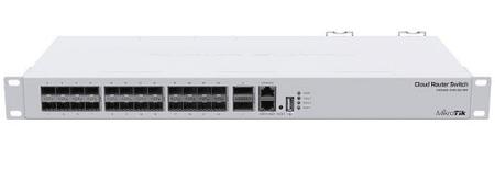 Mikrotik CRS326-24S+2Q+RM mrežni prekidač