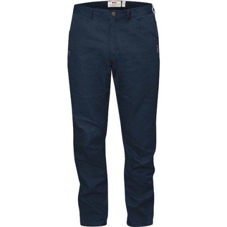 Fjällräven High Coast Trousers, sötét kék, 50