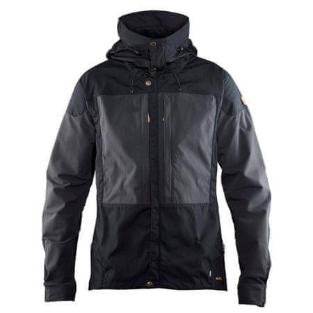 Fjällräven Keb Jacket M, czarny, xs