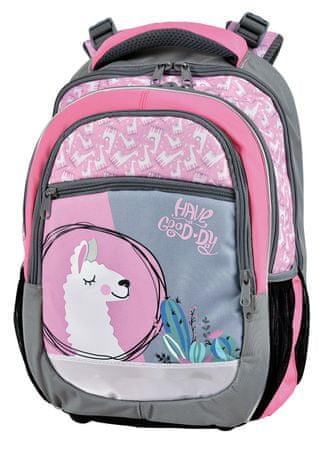 Stil Lama šolska torba