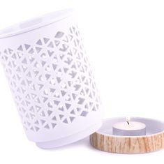 Pajoma Aromatická lampa-Porcelain Triangle