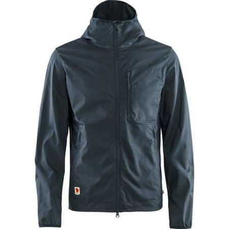 Fjällräven High Coast Shade Jacket M, ciemny granatowy, l