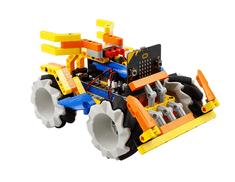 Yahboom Micro:bit robotické auto Omnibit+micro:bit doska