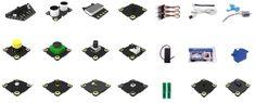 Yahboom Micro:bit sada senzorov s doskou microbit