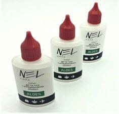 NEL CARE Antibakteriální gel na ruce s dezinfekčním účinkem 3 X 50 ml