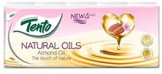 Tento Prírodné oleje Mandľový 10 × 10 ks