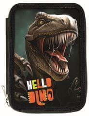 Back Me Up Kétszintes Hello Dino tolltartó - töltött