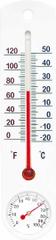 Bioterm Teploměr - vlhkoměr -20° až +50°