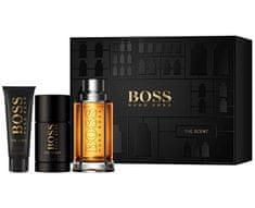 Hugo Boss The Scent toaletna voda, 100 ml + dezodorans, 75 ml + gel za tuširanje, 50 ml
