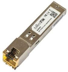 Mikrotik S-RJ bakreni modul RJ45 SFP 10/100/1000M