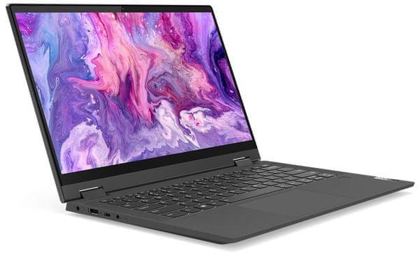 Notebook Lenovo IdeaPad Flex 5 14ARE05 (81X200HFCK) 14 palce webkamera s krytem dolby atmos stereo reproduktory