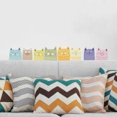 Crearreda stenske naljepnice M, mačići