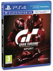 Sony Gran Turismo Sport Spec II igra (PS4)