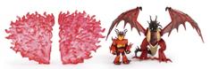 Spin Master Dragon 3 zmaj in viking Snotlout a Hookfang