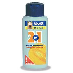 BIOZOO AXIS 2 in 1 šampon dva v jednom 250 ml