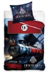 Carbotex Dětské povlečení Harry Potter Expres do Bradavic