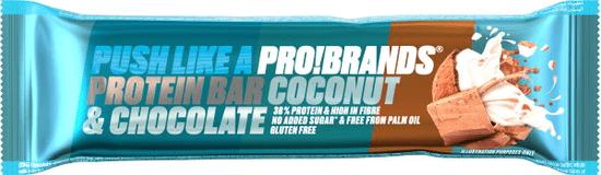 ProBrands ProteinPro Bar 45g kokos