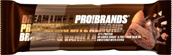 ProBrands Big Bite Protein bar pro 45g arašíd - karamel