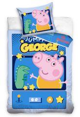 """Tip Trade komplet pościeli dziecięcej Świnka Peppa i """"George"""""""