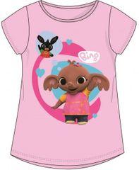 """SETINO Lány póló """"Bing """" - világos rózsaszín"""