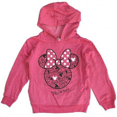 """SETINO Lány pulóver """"Minnie egér"""" - sötét rózsaszín - 122–128 / 7–8 év"""