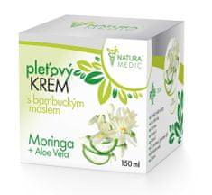 Natura Medic Krém s bambuckým máslem - Moringa + Aloe Vera