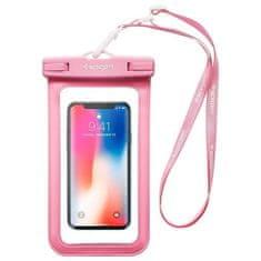 Spigen A600 vízálló telefontok, rózsaszín