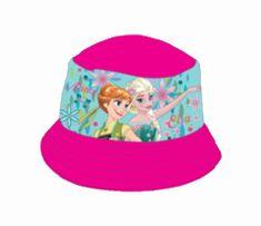 """SETINO Dievčenský klobúk """"Frozen"""" - ružová"""