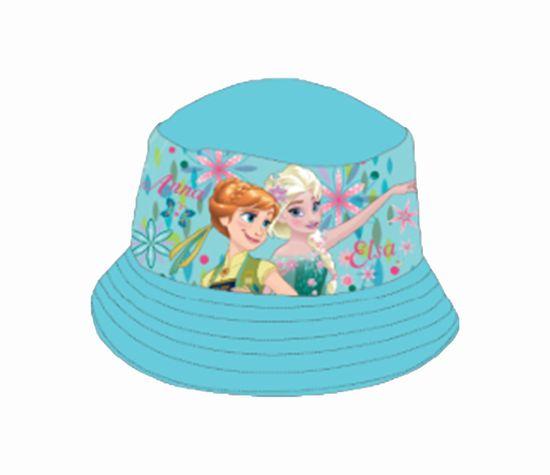 """SETINO Dívčí klobouk """"Ledové království"""" - tyrkysová - 54 cm"""