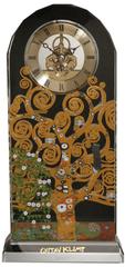 Goebel Klimt Hodiny Strom života
