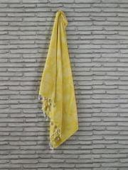 Denizli Concept osuška ANANAS (žltá) 100x180 cm.