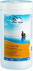 Chemoform Chlórový granulát rýchlorozpustný - viac veľkostí
