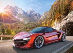 Castorland Puzzle Sportovní auto 100 dílků