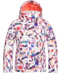Roxy Dívčí snowboardová/lyžařská bunda Rx Jetty Girl J G Snjt Wbn2