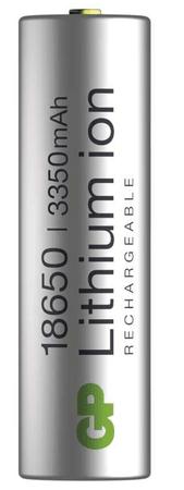 GP akumulator Lithium-ion 18650 3350mAh PCM 1020072330