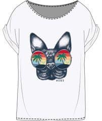 Roxy Dětské triko s krátkým rukávem Boyfriend Tee B G Tees Wbk0