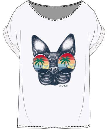 ROXY Gyermek rövidujjas póló Boyfriend Tee B G Tees Wbk0, L, fehér