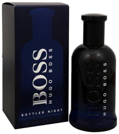 Hugo Boss Boss No. 6 Bottled Night toaletna voda, 100 ml