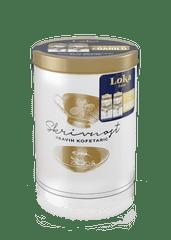 Loka kava Special mleta kava, 2 x 250 g + posoda za shranjevanje