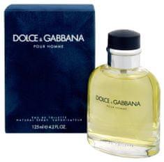 Dolce & Gabbana Pour Homme toaletna voda, 200 ml