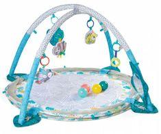 Infantino Hracia deka s hrazdou a ohrádkou 3v1 Jumbo