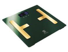 Berlingerhaus Osobní váha Smart s tělesnou analýzou 150 kg Emerald Collection