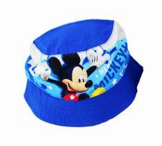 """SETINO Chlapčenský klobúk """"Mickey mouse"""" - tmavo modrá"""