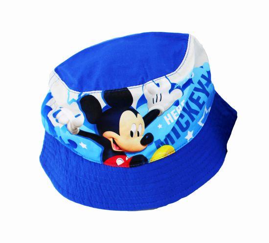 """SETINO Chlapecký klobouk """"Mickey mouse"""" - tmavě modrá - 54 cm"""